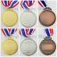 เหรียญรางวัล/กีฬา ML-5001 (5 cm) thumbnail 1