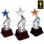 CS-0912 ถ้วยรางวัล ดาว STAR Crystal Award & Premium thumbnail 1