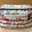 กระเป๋าสะพาย Chalita wu สีขาวแดง ลายรถ thumbnail 4