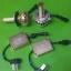 H4 LED Headlight 60W Super Bright Gold thumbnail 3