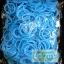 100%ซิลิโคน ตกสเปก สีฟ้าสดใส 600 เส้น (LB) thumbnail 1