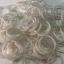 100% Silicone Loom Band สีเทาอ่อน 600 เส้น (LG) thumbnail 1