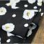 มินิเดรสเชือกรูดตรงเอว ลายดอกเดซี่ทั้งตัว thumbnail 34