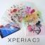 เคส Sony Xperia C3 แบบยางใส ลายการ์ตูน thumbnail 1