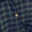 เสื้อเชิ้ตลายสก๊อต hit item เก๋ตรงที่กระเป๋าหน้า สีเขียว(Green) thumbnail 6