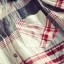 เสื้อเชิ้ตลายสก๊อตแขนยาวหลวม thumbnail 5