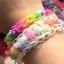 Beadsตกแต่งกำไลยาง Loom band สีพาสเทล(PB) thumbnail 1