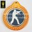 เหรียญรางวัล/กีฬา ติดโลโก้ ML-003 ( 2 Size ) thumbnail 2