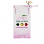 SANDY DETOX ผลิตภัณฑ์ดีท๊อกซ์ 10 ซอง ราคา *** บาท ส่งฟรี