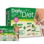 Daily Diet เดลี่ ไดเอท บล็อค & เบิร์น 40 แคปซูล ราคา 245 บาท ส่งฟรี EMS [ไม่ต้องโอนค่าส่ง]