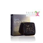 Onyx Soap (สบู่โอนิกซ์) สบู่หน้าใส ไร้สิว ฝ้า กระ จุดด่างดำ 70 g. ราคา 290บาท ส่งฟรี