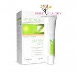 Helionof Z SPF 50+ PA++ เฮลิโอนอฟ แซด ปริมาณสุทธิ 15 ml. ราคา 320 บาท ส่งฟรี
