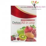 Detox All In One ดีท็อกซ์ ออล อิน วัน 10 ซอง ราคา 240 บาท ส่งฟรี