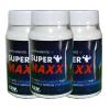 SuperMaxx (ซุปเปอร์แม็กซ์ ) 3 กระปุก ขนาดบรรจุ รวม 135 เม็ด