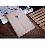 XUNDD - เคสหนัง iPad Mini 4 - สีทอง
