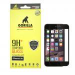 กระจกนิรภัยระดับฟรีเมี่ยม Gorilla Tempered Glass - (สีดำ)