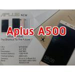 APLUS A500 4 core จอใหญ่ 6 นิ้ว กล้อง 8 ล้าน 2 ซิม ระบบ 3G ทุกค่าย