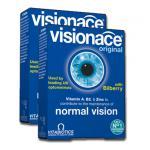 วิตามินบำรุงสายตา Visionace Original 2 กล่อง