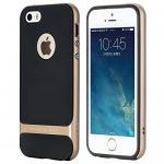 ROCK Royce Case - เคส iPhone 5 / 5S - [สีทอง]