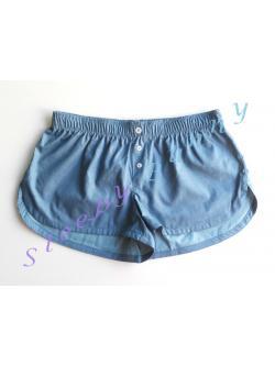 คุณ Zinelmate (line) CF ค่ะ Promotion bx19 บ็อกเซอร์หญิงลายตารางสีน้ำเงิน Size S --> Pajamazz