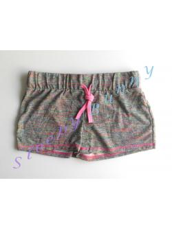 bx31 กางเกงขาสั้นโทนสีเทาเข้ม Size XS, S --> no boundaries