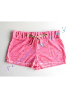 bx35 กางเกงขาสั้นโทนสีชมพู Size S --> no boundaries