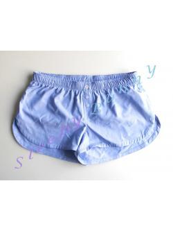 ขายแล้วค่ะ Promotion bx17 บ็อกเซอร์หญิงสีฟ้า Size L --> Pajamazz