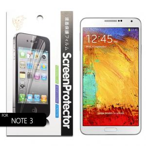 ฟิล์มกันรอย Samsung Galaxy Note 3