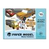 3D-PAPER MODEL - Motor Vehicle โมเดลกระดาษ 3 มิติ ยานพาหนะ