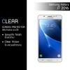 ฟิล์มกันรอย Samsung Galaxy J7 Version 2 (2016) แบบใส