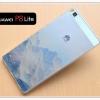 เคส Huawei P8 Lite เคสนิ่ม SILICONE ใสพิมพ์ลายแบบที่ 5