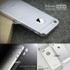 เคส iPhone 5 / 5S / SE เคส iPaky เคสแข็งความยืดหยุ่นสูง (Hybrid Case) แบบ 3 ส่วน สีเงิน