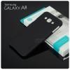 เคส Samsung Galaxy A8 เคสแข็ง Nillkin Frosted Shield Hard Case สีดำ