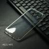 เคส Meizu MX5 เคสนิ่ม Super Slim TPU บางพิเศษ พร้อมจุด Pixel ขนาดเล็กด้านในเคสป้องกันเคสติดกับตัวเครื่อง สีใส