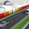 ล้ำยุค! กำแพงกั้นเสียงพลังไฟโซล่าเซลล์บนทางหลวงของฮอลแลนด์