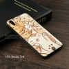 เคส HTC Desire 728 เคสนิ่มคุณภาพดี พื้นผิวป้องกันการลื่น (Premium TPU) แบบ 3