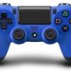 จอย PS4: Dual Shock 4 Blue (Warranty 3 Month)
