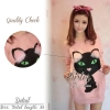 2Sister Made, Beauty Kawaii Cat-Face Top style Lady Japanese