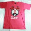 T-Shirt เสื้อยืดกันดั้ม Mobie Suit Gundam (Zaku II) สุดเท่ห์ สีชมพู จากร้าน GUNZU !!โปรโมชั่น