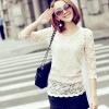 fashion แฟชั่นเสื้อลูกไม้ สไตล์เกาหลี แบรนด์ R.JSTORY สวยหรู ไปกับคุณได้ทุกโอกาส