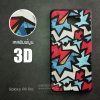 เคส Samsung Galaxy A9 Pro / A9 เคสนิ่ม สกรีนลาย 3D คุณภาพ พรีเมียม ลายที่ 8