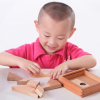 Wooden Puzzle Blocks 7 pieces