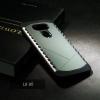 เคส LG G5 เคสบั๊มเปอร์กันกระแทก สีเงิน Defender (แบบ 2)