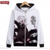 Preorder เสื้อกันหนาวฮู้ดมีซิป Tokyo Ghoul ver 11