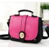 กระเป๋า Axixi กระเป๋าสไตล์ญี่ปุ่น และสไตล์เกาหลี มี 2 โทนสีให้เลือก สีเชอร์รี่โรส และสีมูสแอปริคอท