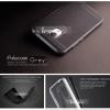 เคส Meizu MX5 เคส iPaky Hybrid Bumper เคสนิ่มพร้อมขอบบั๊มเปอร์ สีดำขอบเทา