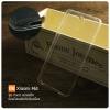 เคส Xiaomi MI4 | เคสนิ่ม Super Slim TPU บางพิเศษ พร้อมจุด Pixel ขนาดเล็กด้านในเคสป้องกันเคสติดกับตัวเครื่อง สีใส