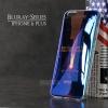 เคส iPhone 6 Plus (5.5 นิ้ว) เคส TPU พื้นผิวเงาสะท้อน แบบที่ 2 What doesn't kill you Makes you stronger