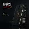 เคส HTC Desire 526 | เคสนิ่ม Super Slim TPU บางพิเศษ พร้อมจุด Pixel ขนาดเล็กด้านในเคสป้องกันเคสติดกับตัวเครื่อง สีดำใส