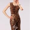 ZANZEA Women's Short Sleeve Top Polka Waist Mini Chiffon PartyWomen is Fashion Dresses+ Belt